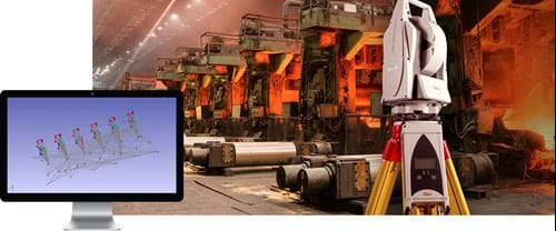 Major Steel Mill Machining Repairs