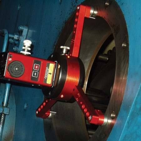 Metalock Engineering Photo - Alignment services