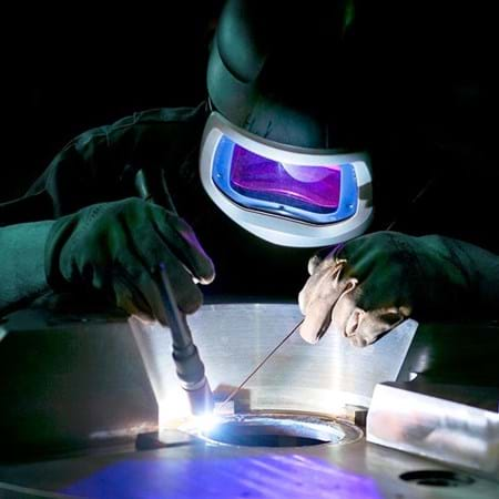 Metalock Engineering Photo - Specialist TIG welding