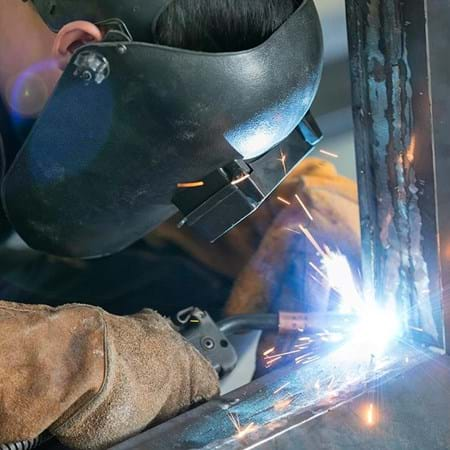 Metalock Engineering Photo - Specialist MIG welding