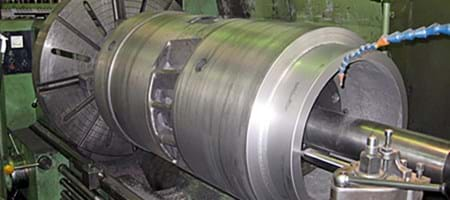 Remanufacture of a Liner for a Gas Compressor Motor