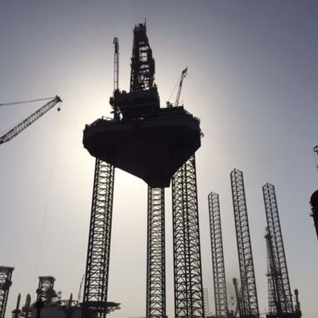 Metalock Engineering Photo - Jack Up Rig