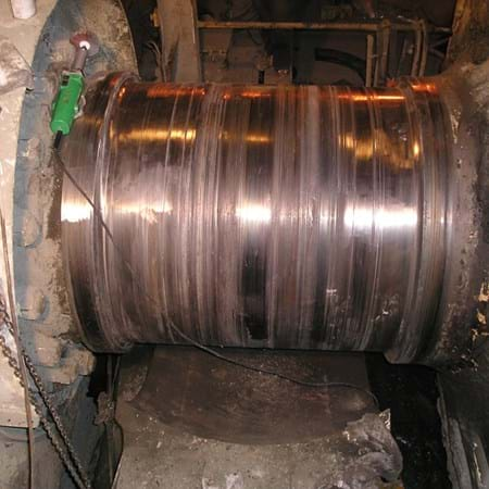 Metalock Engineering Photo - Journal Before Machining