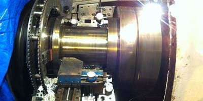 CLP - Thrust collar Machining