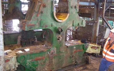 Sugar Mill - Stand Repair