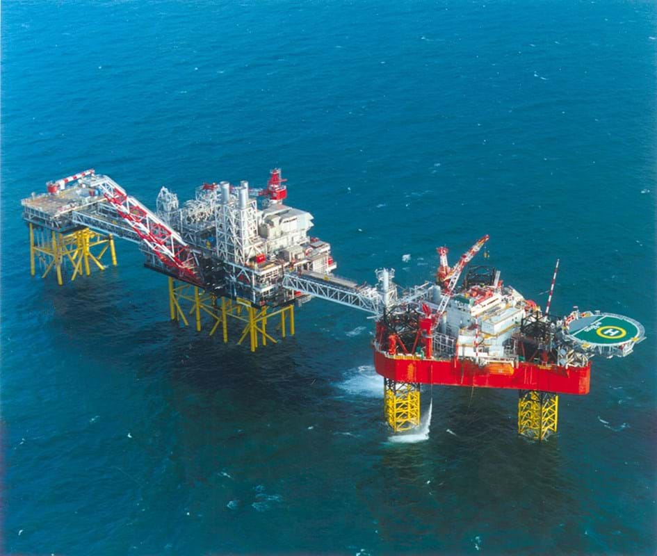 Offshore rig and construction