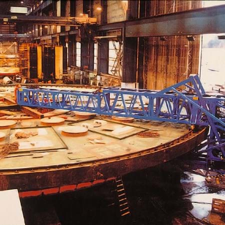 Metalock Engineering Photo - FPSO Mooring System