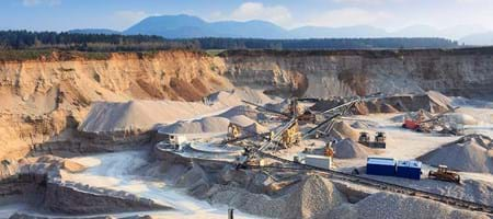 Quarrying Industry