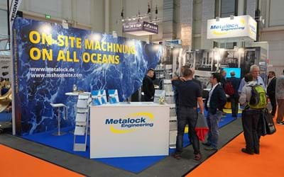 Metalock in the Mecca of the Shipping Industry
