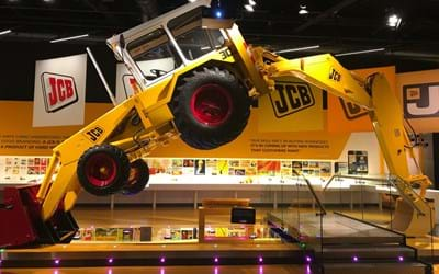 BMPCA AGM meeting venue - JCB Rocester 4th October