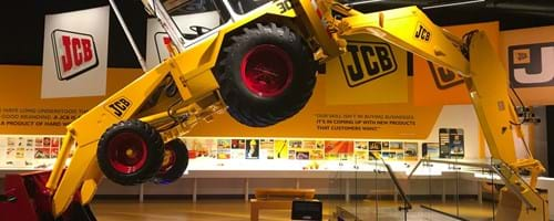 BMPCA AGM meeting venue - JCB Rocester 4th October 2018