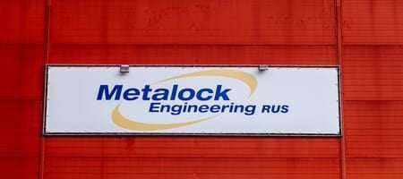 Metalock Russia is expanding!