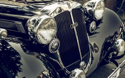 HORCH Oldtimer-Club besucht Metalock